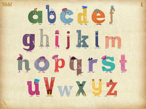 The Singing Alphabet