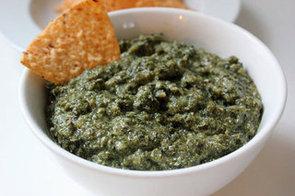 Healthy Creamy Kale Dip Recipe