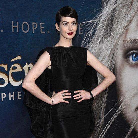 Les Miserables NYC Premiere Celebrity Red Carpet Pictures