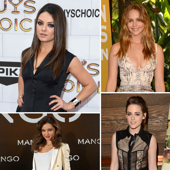 The 12 Most Desirable Women of 2013