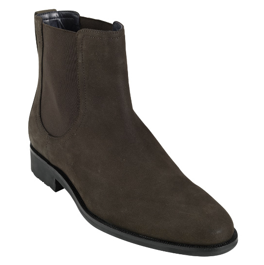 I'm always trying to find a pair of boots which not only are fit for winter, but also look polished enough to wear at work. These Cole Haan Air Stanton Chelsea Boots ($248) are perfect for that outdoor/indoor transition . They are completely waterproof and feature a lug sole to make sure you don't slip on those icy sidewalks, yet their sleek profile makes them appropriate to wear with everything from a suit to jeans.   — Robert Khederian, fashion editorial assistant