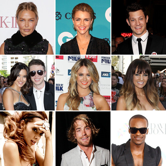 Australian Celebrities Summer and Christmas Plans 2012