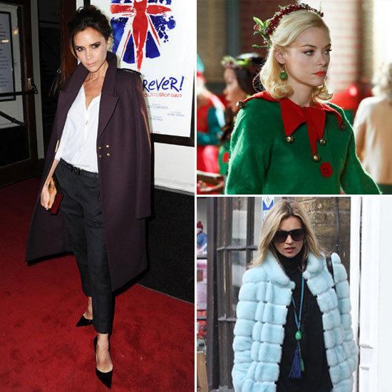 Celebrity Style Recap | Dec. 14, 2012