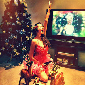 Celebrity Twitter and Instagram Pictures Week Dec 14, 2012