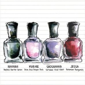 Details About the Deborah Lippmann Girls Nail Polish Range
