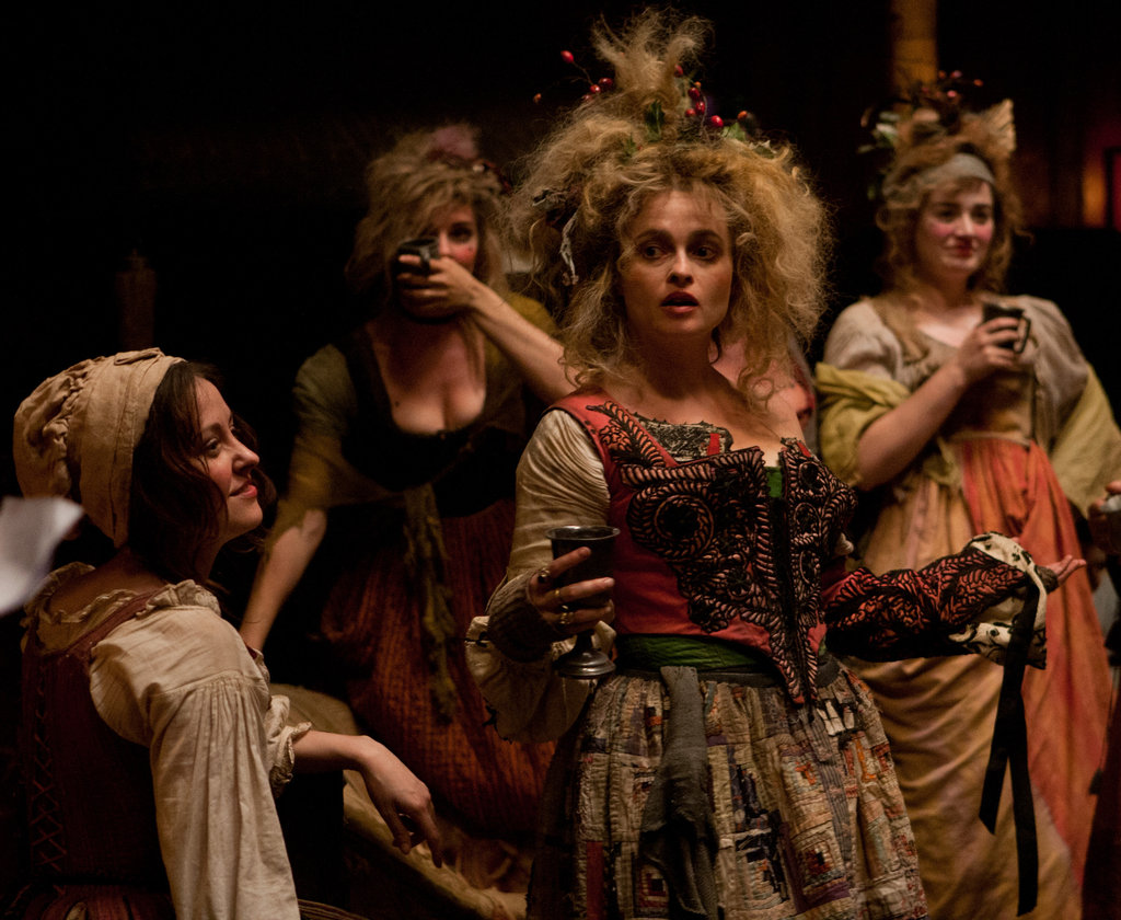 Helena Bonham Carter in Les Misérables.