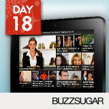 18 Days of Holiday Giveaways, Day 18: BuzzSugar — Win a Kindle Fire HD!