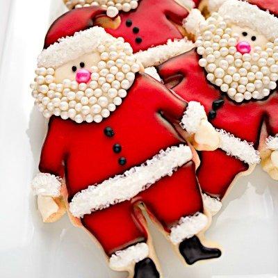Cute Christmas Cookies For Kids