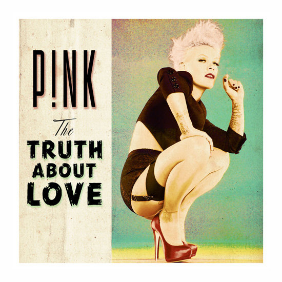 The Truth About Love, Pink, $19.58