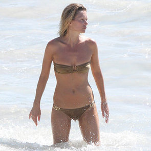 Kate Moss Wears Tiny Bikini in St. Barts | Pictures