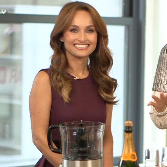 Giada De Laurentiis Holiday Cocktail Recipe (Video)