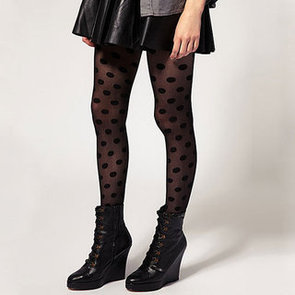 How to Wear Skirts and Tights For Fall