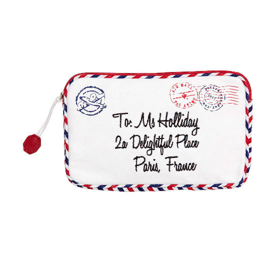 Travel wallet, $31.92, Peter Alexander