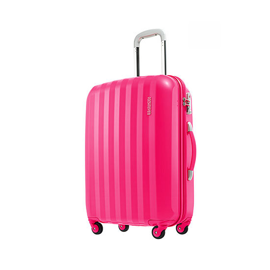 Suitcase, $249, American Tourister at David Jones