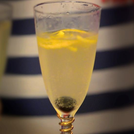 French 75 Cocktail (Video)