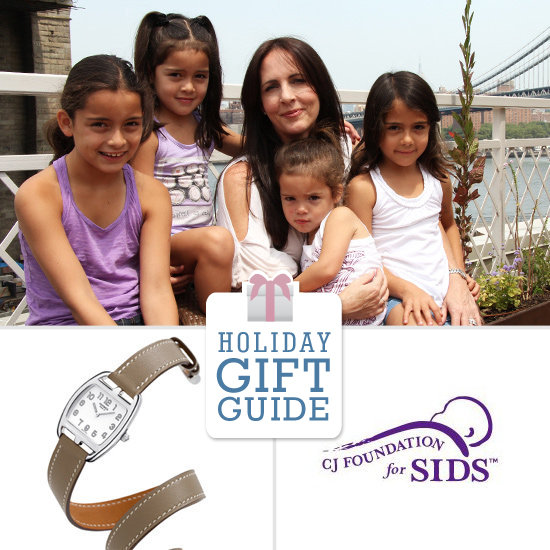 Real Mom Gift Guide: All Raegan Moya-Jones of Aden + Anais Wants For the Holidays Is . . .
