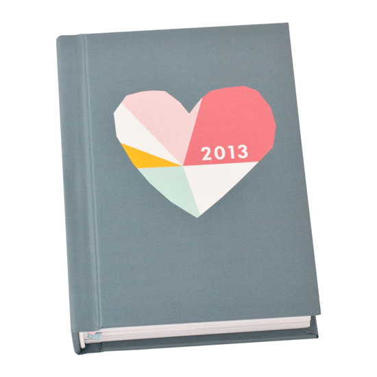 2013 A7 Weekly Diary: Happy, $16.95
