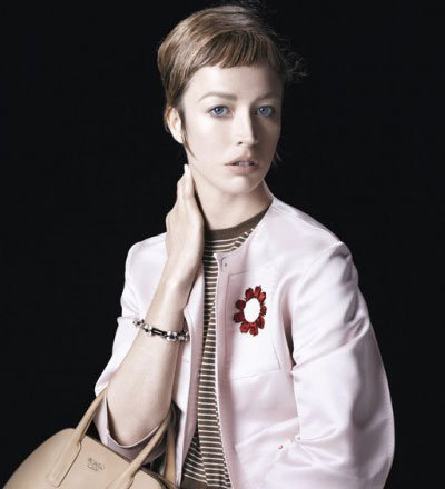 See Prada's Supermodel Packed Spring Summer 2013 Campaign