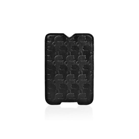 iPhone sleeve, approx. $97, Karl by Karl Lagerfeld at Net-a-Porter
