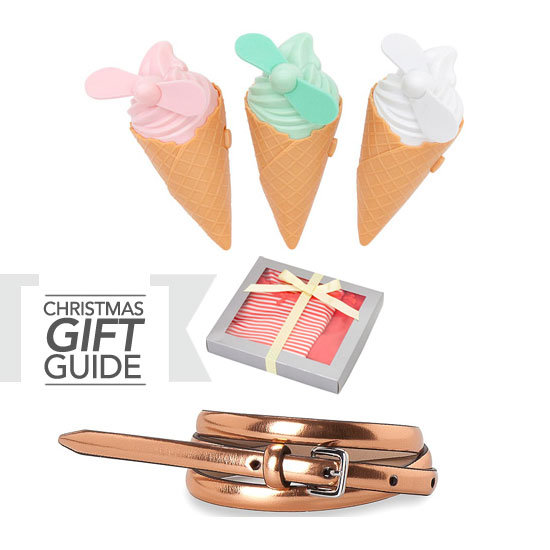 2012 Christmas Gift Guides: Stocking Fillers For Under $50
