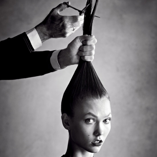 Karlie Kloss Explains Her Short New Haircut For Vogue