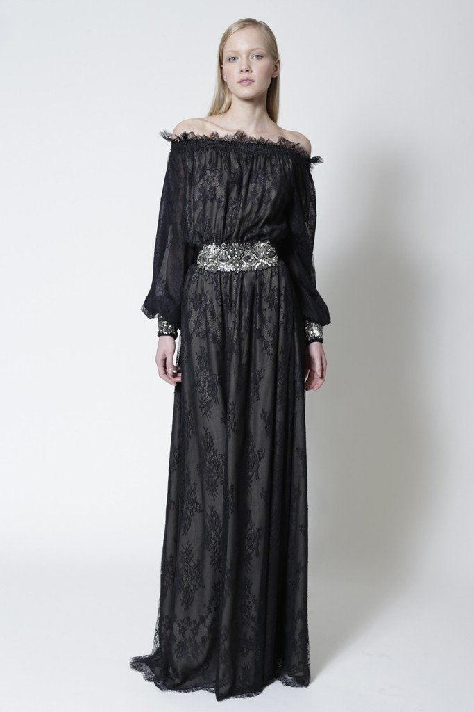 Badgley Mischka Pre-Fall 2013
