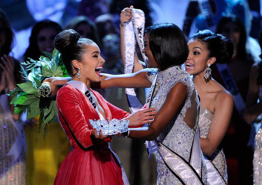 Miss USA and Miss Universe 2011 Leila Lopes