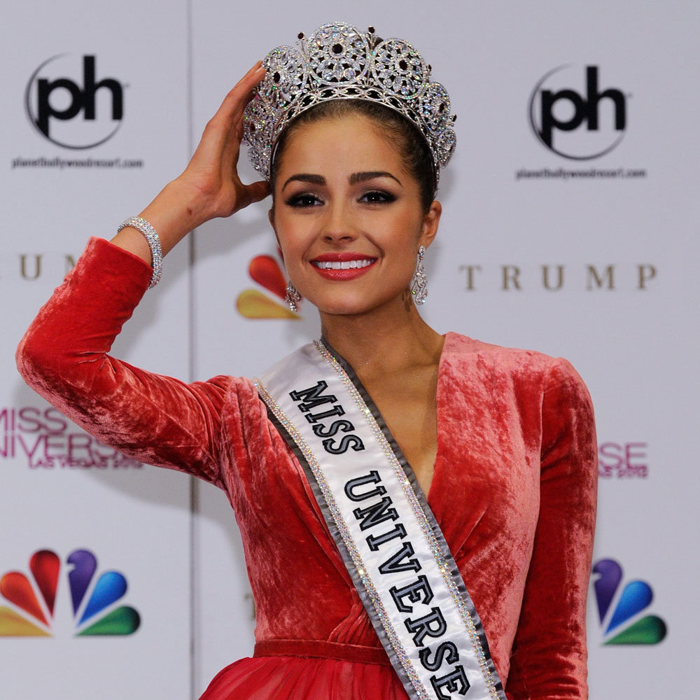 Pictures of the Miss Universe 2012 Competition