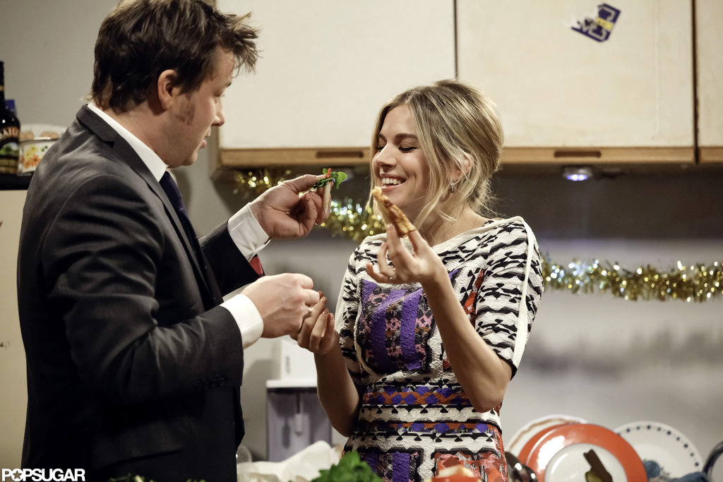 Sienna Reveals Naughty Gift From Godmother —That Led to Pregnancy!