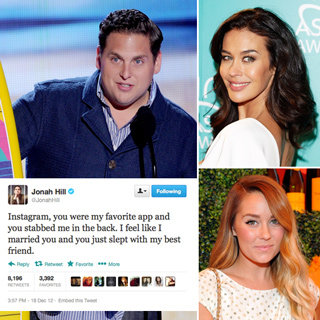 Celebrity Tweets: Jonah Hill, Lauren Conrad, Megan Gale