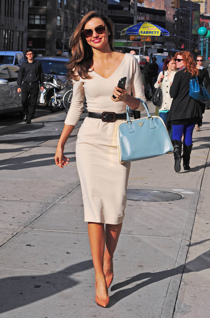 November 2012: On The Street In NYC