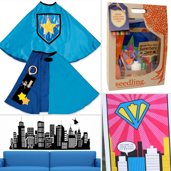 It's National Superhero Day! 16 Fun Finds For Little Adventurers