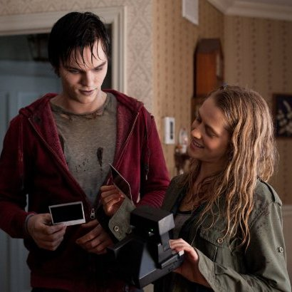Warm Bodies Footage