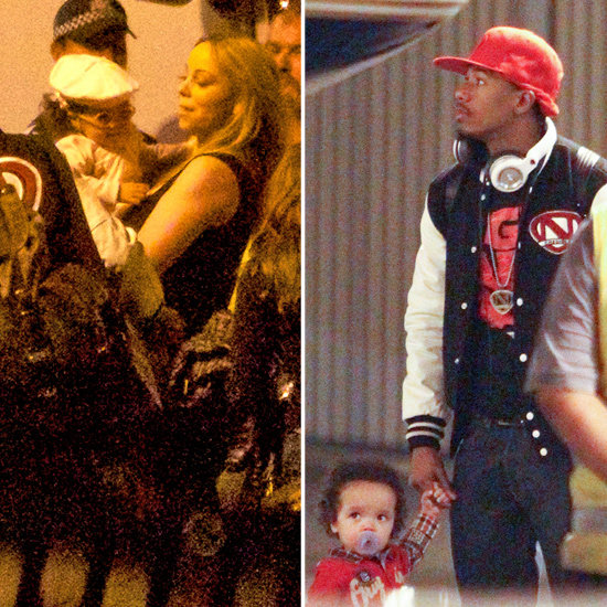 Nick and Mariah Visit Oz on the Second Leg of Their Luxurious Getaway