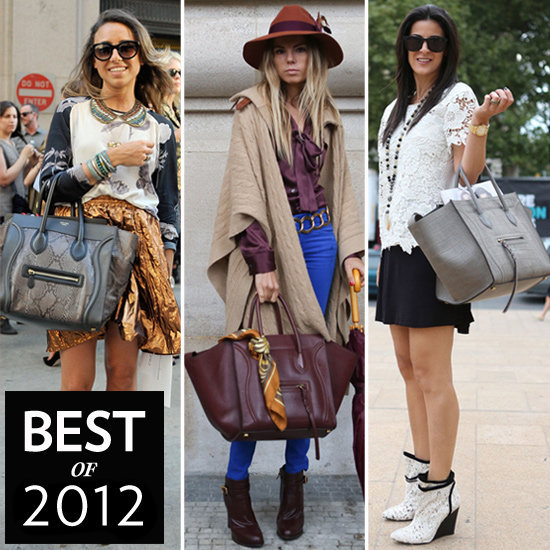 Best Bag in 2012: Céline Luggage Tote