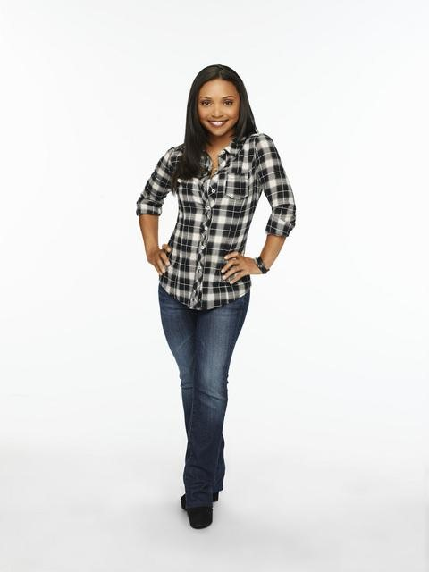 Danielle Nicolet in Family Tools.