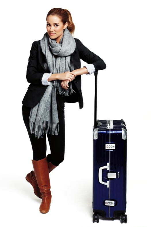 Lauren Conrad's Travel Style Advice