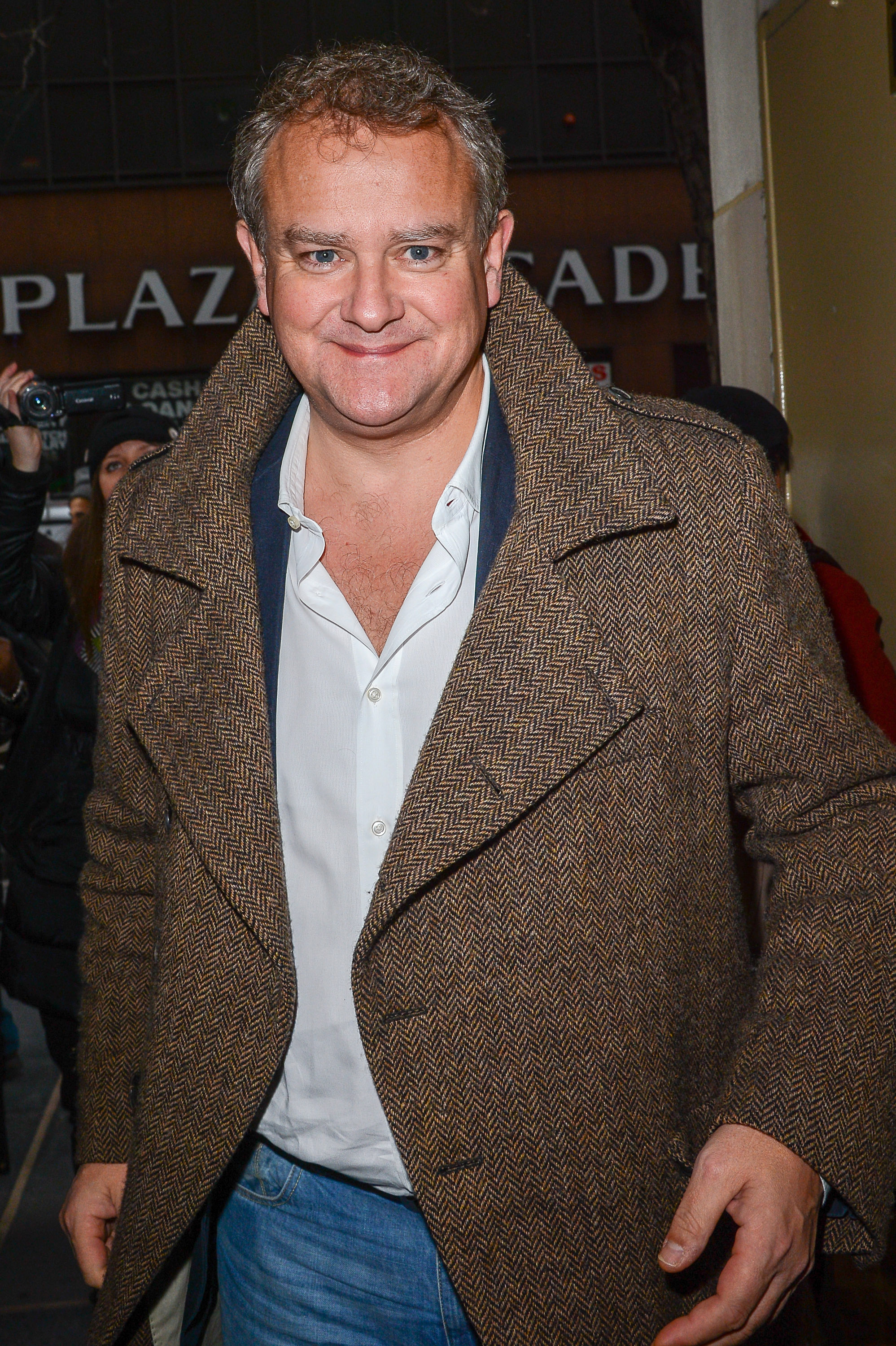 hugh bonneville doctor who