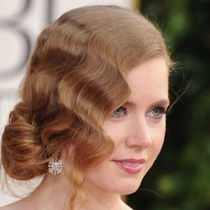 Amy Adams Pictures at 2013 Golden Globes