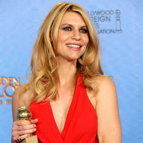 Claire Danes Golden Globe Awards Interview 2013