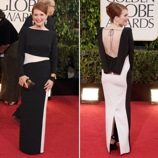 Julianne Moore | Golden Globes Red Carpet Fashion 2013