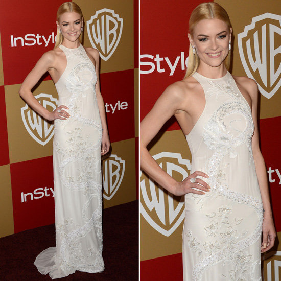 Jaime King | Golden Globes Party Fashion 2013