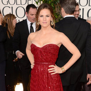 Celebrity Moms at the Golden Globes 2013 | Pictures
