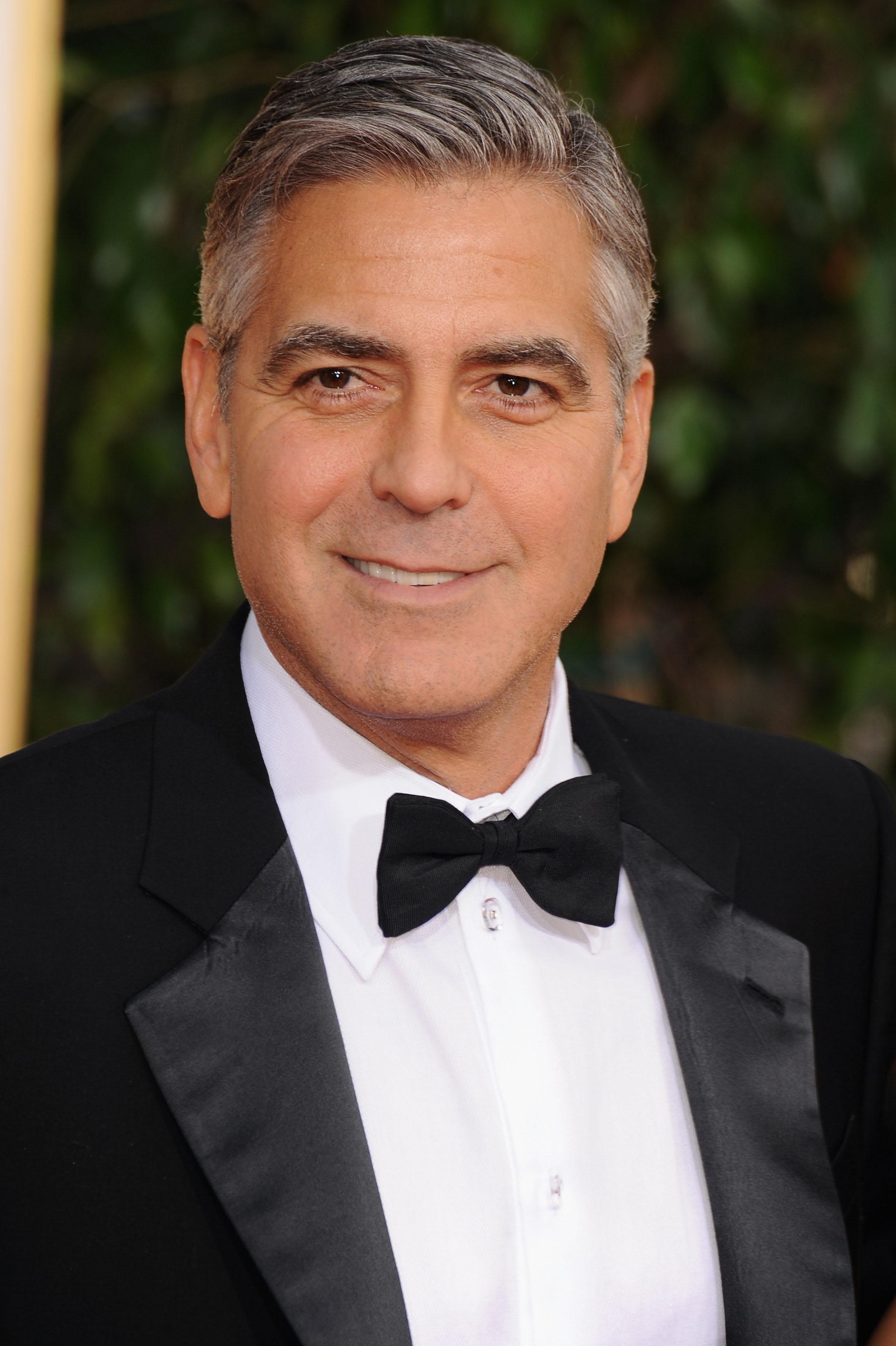 George Clooney - George-Clooney