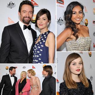Australian Celebrities At 2013 G'Day USA Black Tie Gala