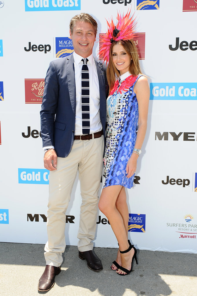Luke Ricketson & Kate Waterhouse