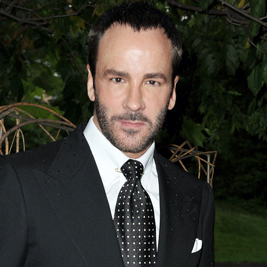 Tom Ford Comes Back to the Runway For Fall 2013