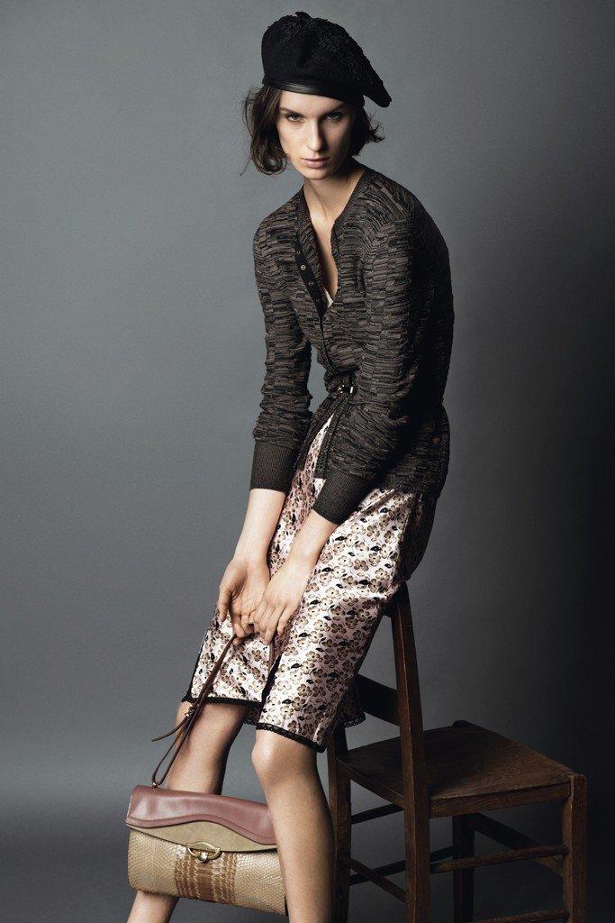 Nina Ricci Pre-Fall 2013