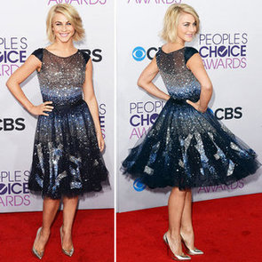 Julianne Hough in Tony Ward at 2013 People's Choice Awards