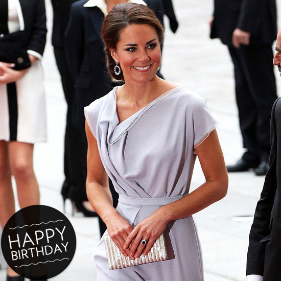 Happy 31st Birthday Kate Middleton!